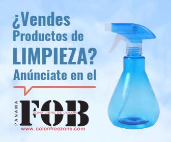 ¿Vendes productos de limpieza? Anúncialos en FOB!