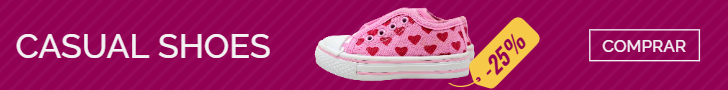 Shoe banner ad