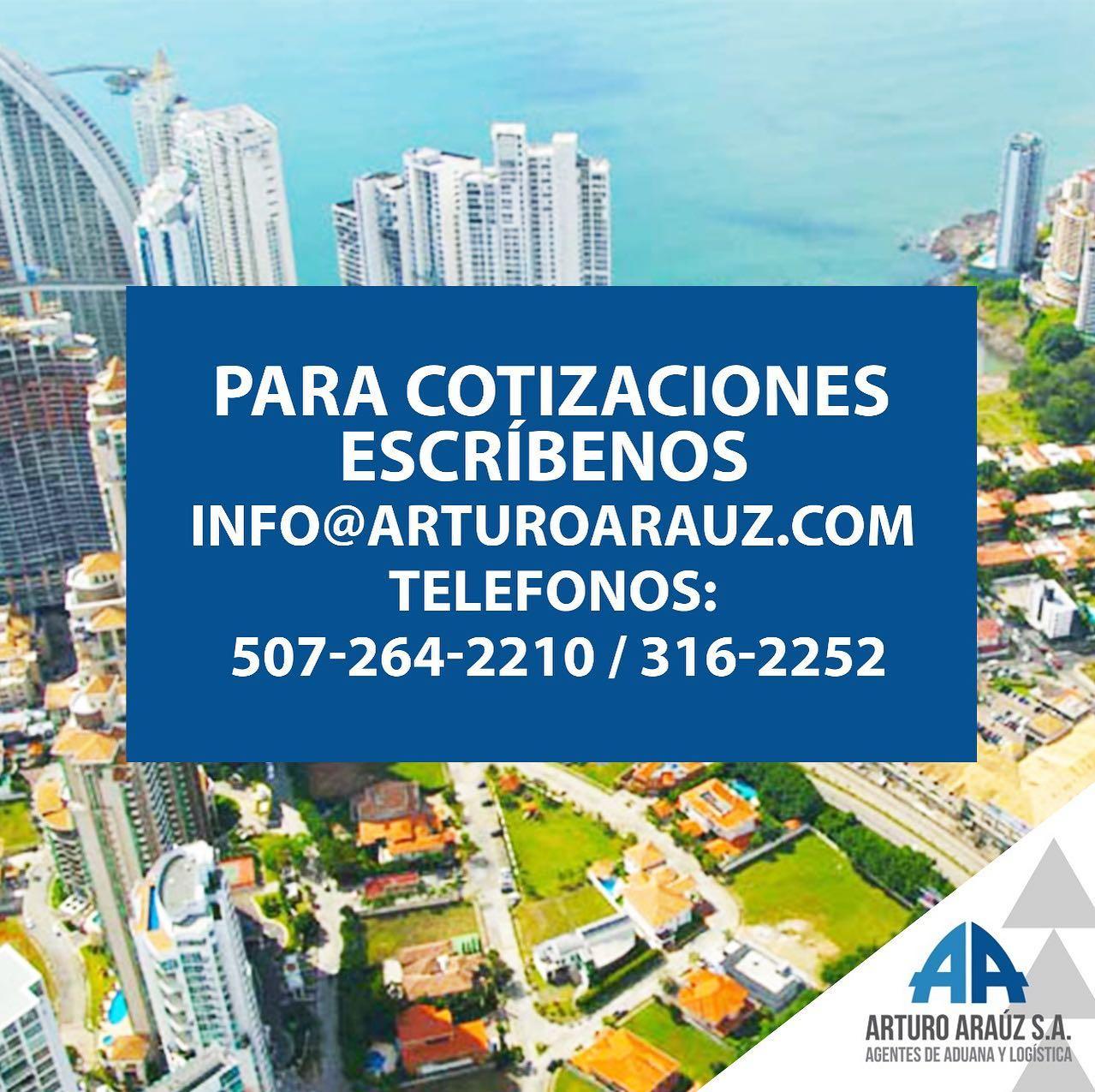 Arturo Araúz Int., S.A.